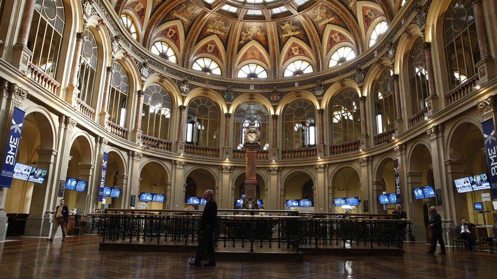 Foto: El Ibex 35 firma un trimestre de récord sin la ayuda del sector bancario