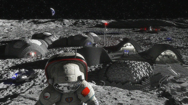 Foto: ¿Tendremos luna roja antes que llegue Estados Unidos y Europa?