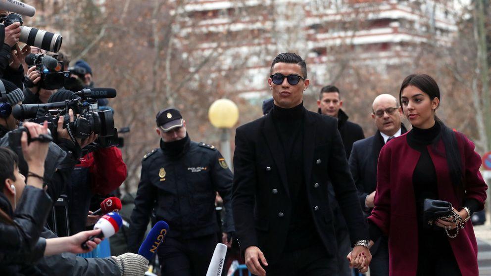 Cristiano Ronaldo y Xabi Alonso, juzgados por fraude fiscal