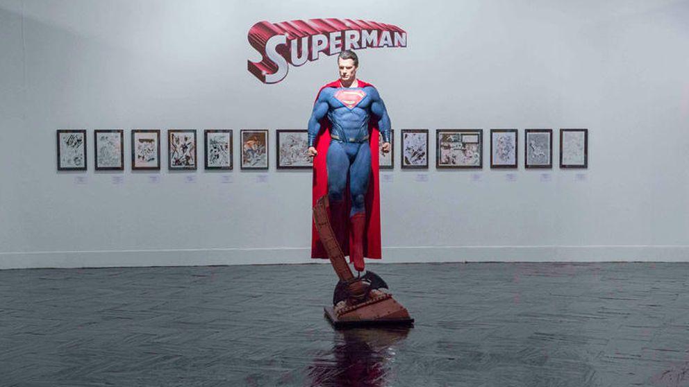 Los superhéroes (y los malvados) de DC Comics toman Madrid