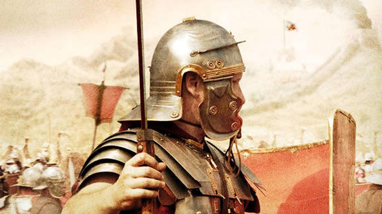 Foto: Detalle de portada de 'La legión perdida'