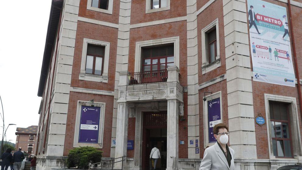 El brote del hospital de Basurto continúa su escalada con 25 contagios y un muerto