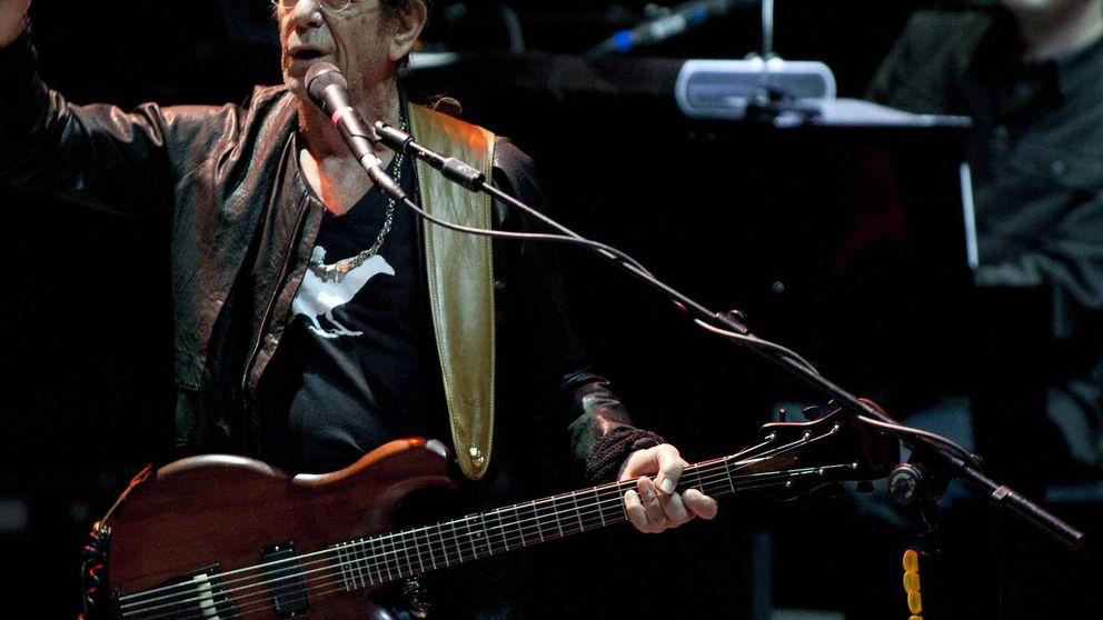 Lou Reed en chándal, el día que se derrumbó el mito