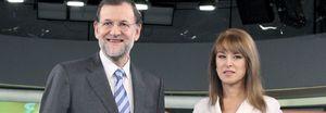 Los internautas critican duramente a Gloria Lomana por su entrevista a Mariano Rajoy