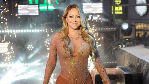 ¿Sabotaje? Mariah Carey hace el ridículo en la fiesta de Fin de Año de Nueva York