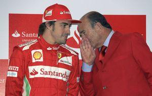 ¿Dejaría Botín que Fernando Alonso se fuese a Red Bull?