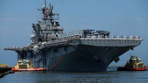 Todos los buques de guerra de Estados Unidos y cómo diferenciarlos