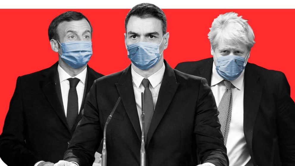 Por qué Sánchez imita mal a Churchill con el coronavirus (contado por Boris)
