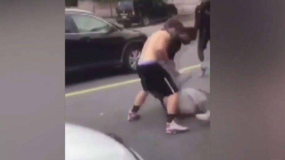 Muere apuñalado en una pelea donde los testigos grabaron el ataque