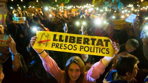 El encarcelamiento de Junqueras y los 'exconsellers' aviva la llama 'indepe'