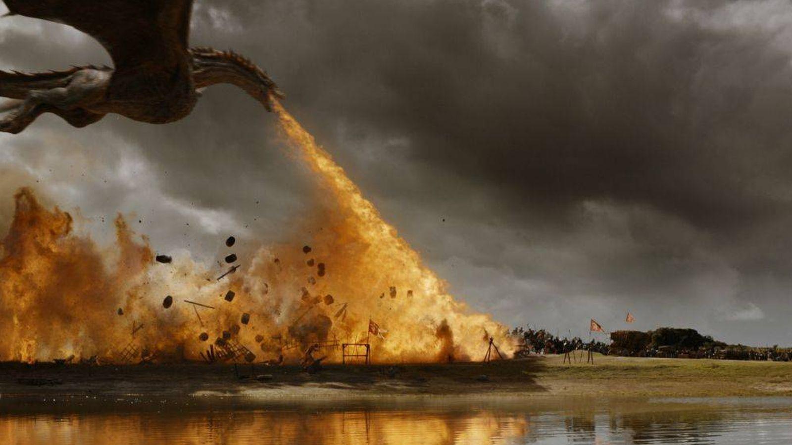 Foto: Fotograma del cuarto capítulo de la séptima temporada de 'Juego de tronos'. (HBO)