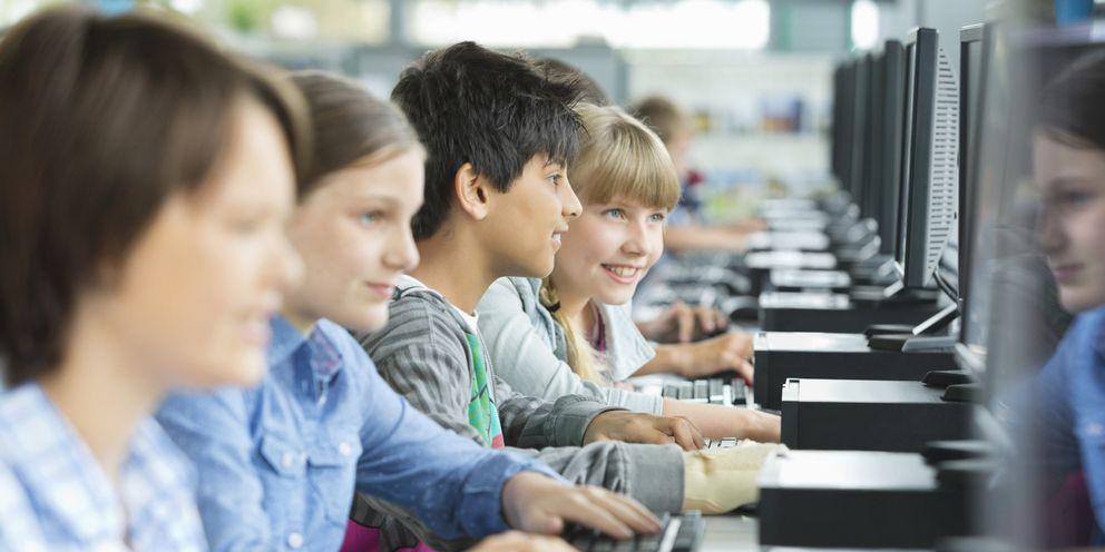 Foto: Lengua, Matemáticas, Historia... y Programación Informática