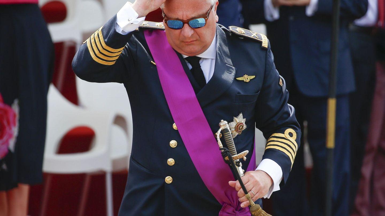 El príncipe Laurent de Bélgica en una imagen de archivo. (EFE)