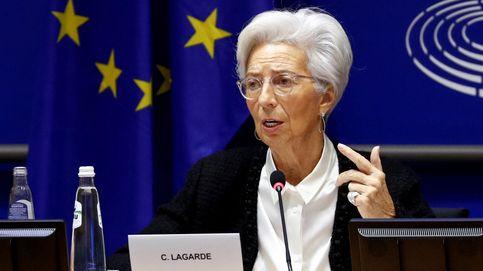 Lagarde apuesta por continuar las fusiones bancarias en la zona euro