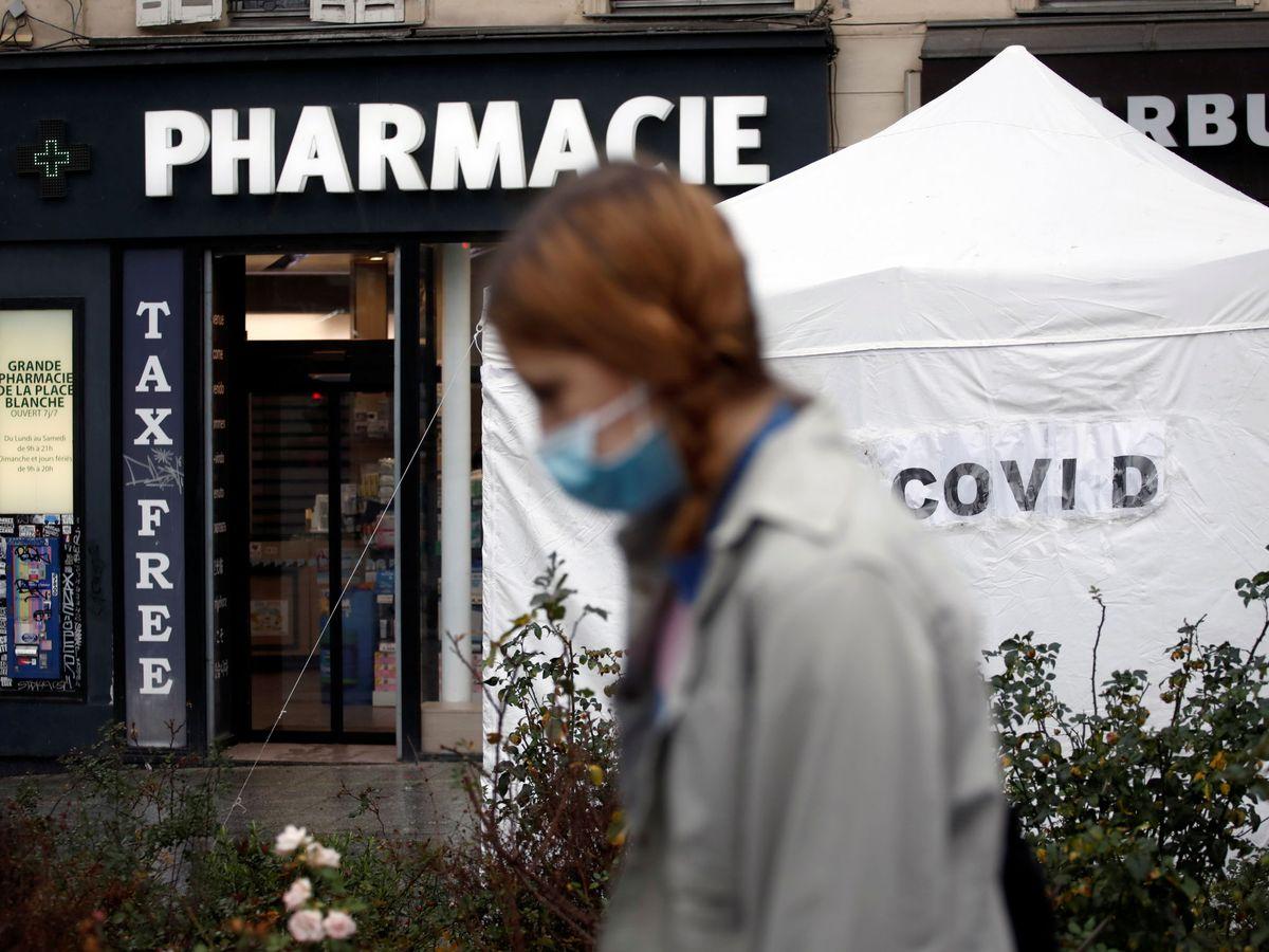 Foto: París. (Reuters)