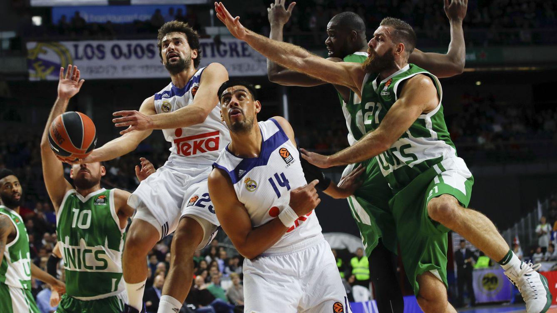 Foto: Llull acabó con 14 puntos y 7 asistencias (JuanJo Martín/EFE)