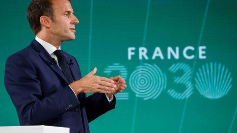 Macron anuncia inversiones de 30.000 M para reindustrializar Francia
