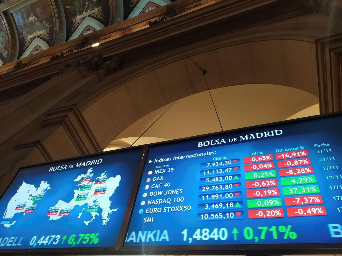 Foto: Bolsa de Madrid