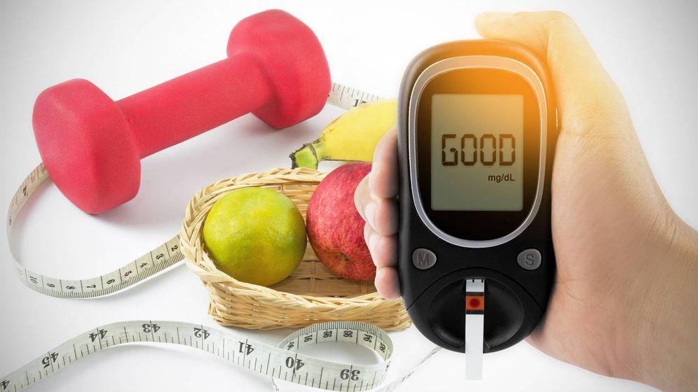 Foto: La glucosa, a raya. (iStock)