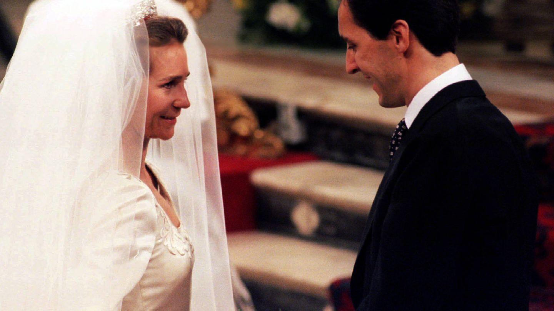 La boda de la infanta Elena. (Reuters)