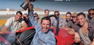Post de 'Le Mans '66': una carrera de coches que no pasa de segunda marcha