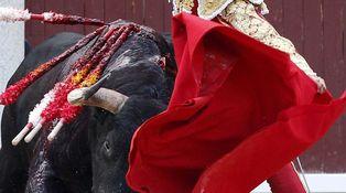 Toros de la Feria de San Isidro: enrocarse y el arte de Roca Rey