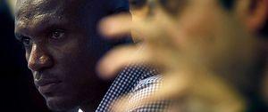 Foto: Abidal, en su despedida: Me hubiera gustado seguir jugando en el Barcelona