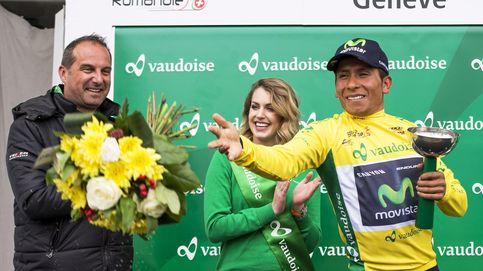 Nairo Quintana consigue el triunfo en el Tour Romandía