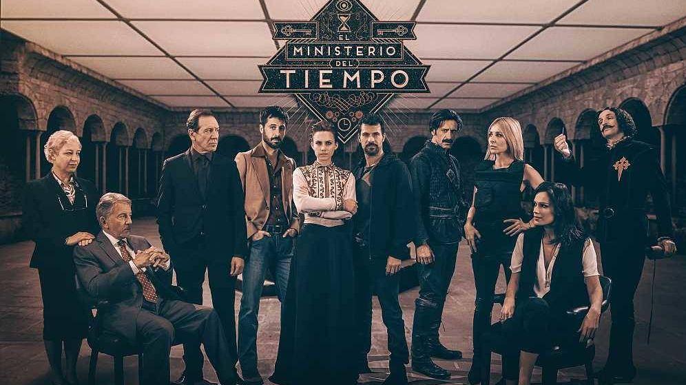 Foto: Imagen de 'El Ministerio del Tiempo'. (RTVE)