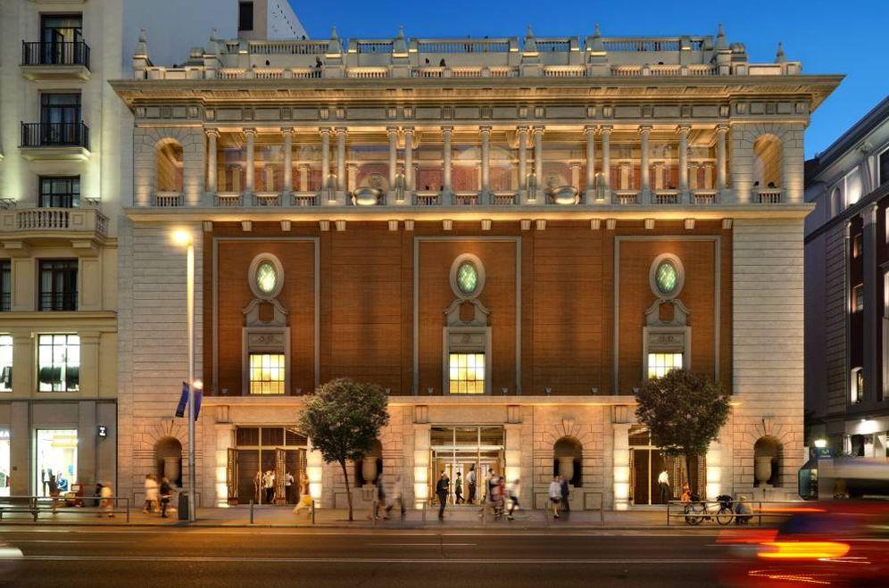 Foto: Se reabre el Palacio de la Música de Gran vía