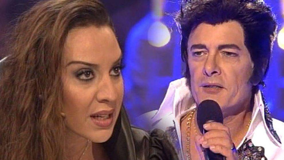 Así fue el encontronazo entre Francisco ('Supervientes') y Mónica Naranjo