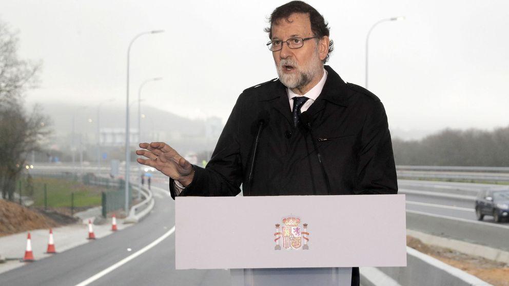 Rajoy espera sensatez en Cataluña para disipar el único riesgo de la economía