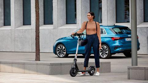 Audi e-scooter, el patinete eléctrico con 65 km de autonomía