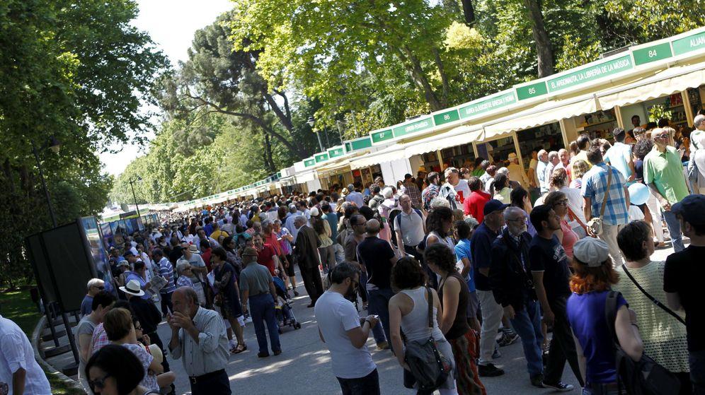 Foto: Feria del Libro de Madrid. (Efe)