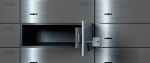 Foto: Las cajas de seguridad, un servicio financiero caro pero seguro y confidencial