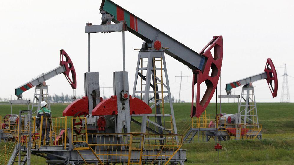 Foto: Campo petrolífico en Rusia (Reuters)