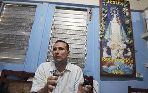 Liberado el líder de la disidencia cubana tras ser detenido en su casa