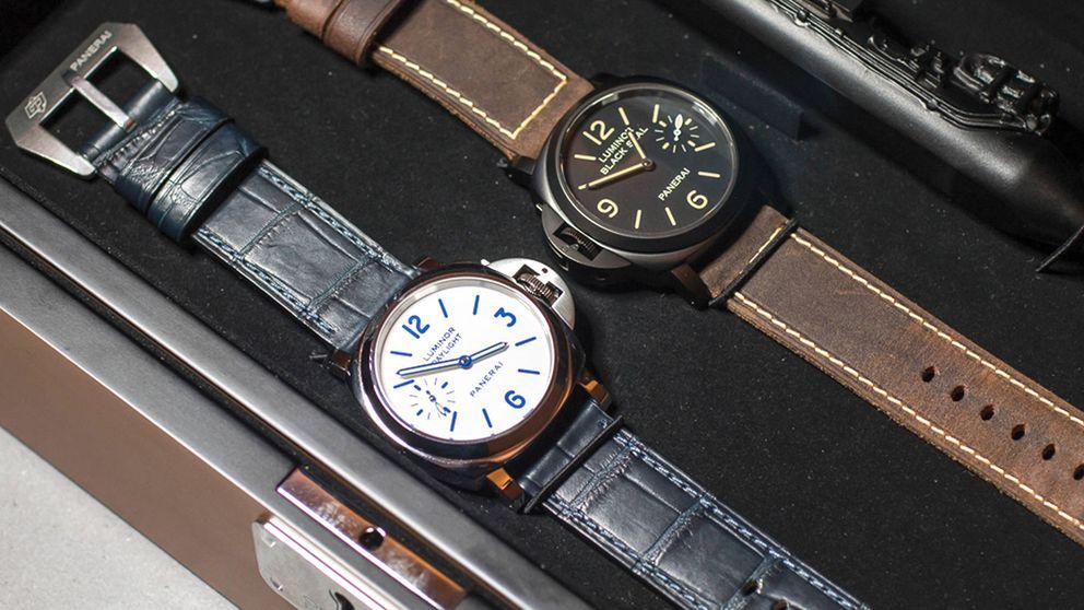 Panerai lanza un set exclusivo de relojes dedicados a Sylvester Stallone