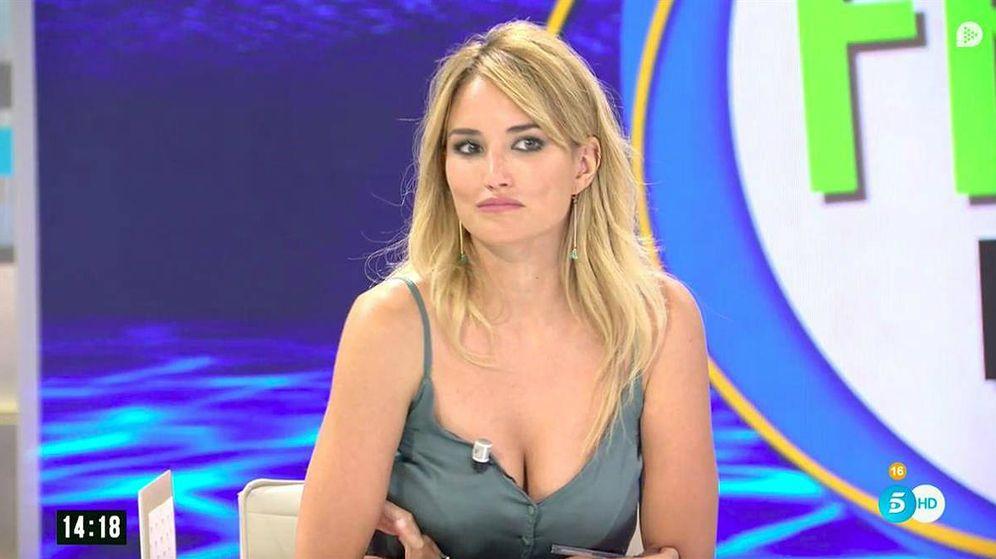 Foto: Alba Carrillo, concursante de 'GH VIP 7'. (Mediaset España)
