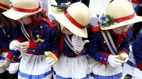 Tamborrada de San Sebastián: a desafiar al sonido de la lluvia y al ruido de... los bulos