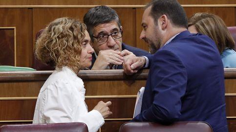La moción de Rivera estalla las costuras del PSOE y rompe el frente constitucional