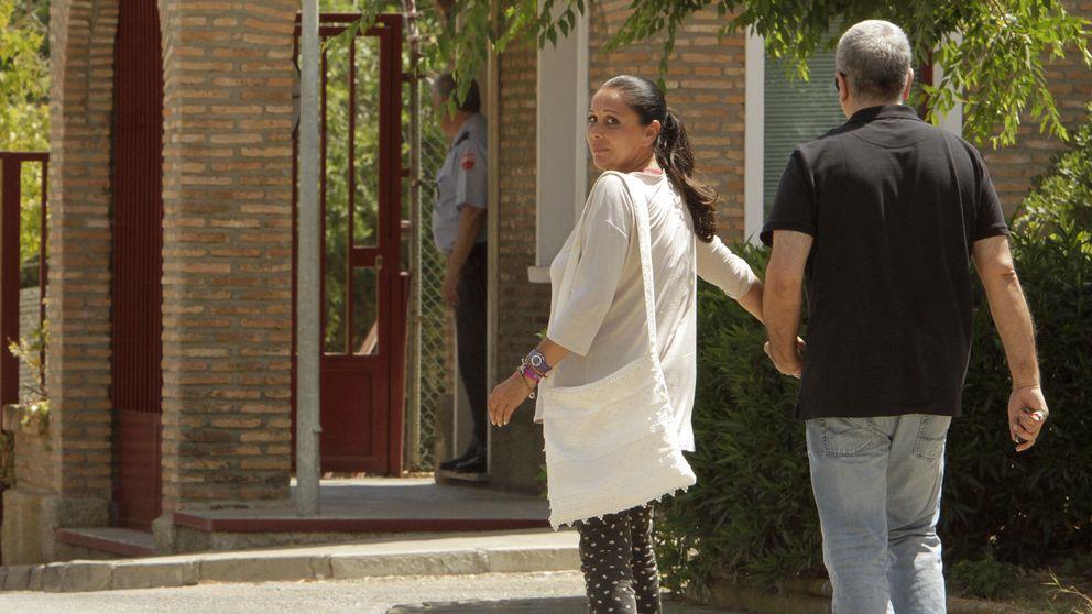 Ortega Cano sale de prisión, mientras que Isabel Pantoja entra