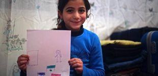Post de Niña refugiada, ¿y tú qué quieres ser de mayor?