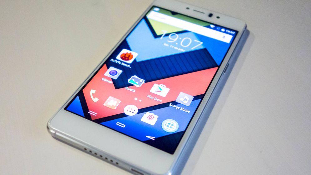 3e7b2d5a5fd Smartphones: De BQ a Wolder, los mejores móviles baratos diseñados ...
