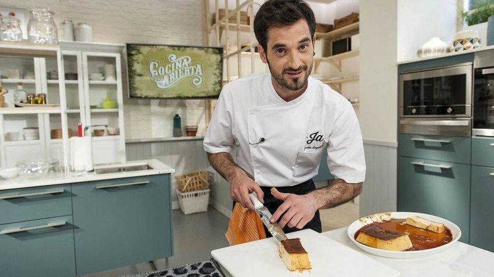 Foto: Joseba Arguiñano, hijo del popular cocinero de Antena 3. (Hogarmanía)