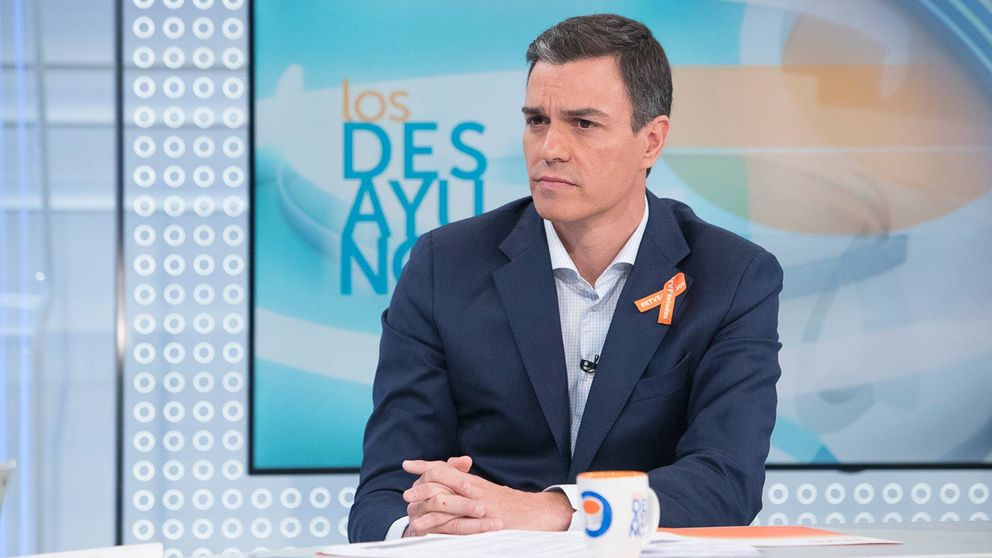 Recogen firmas para que Pedro Sánchez participe en el debate sin Vox de TVE