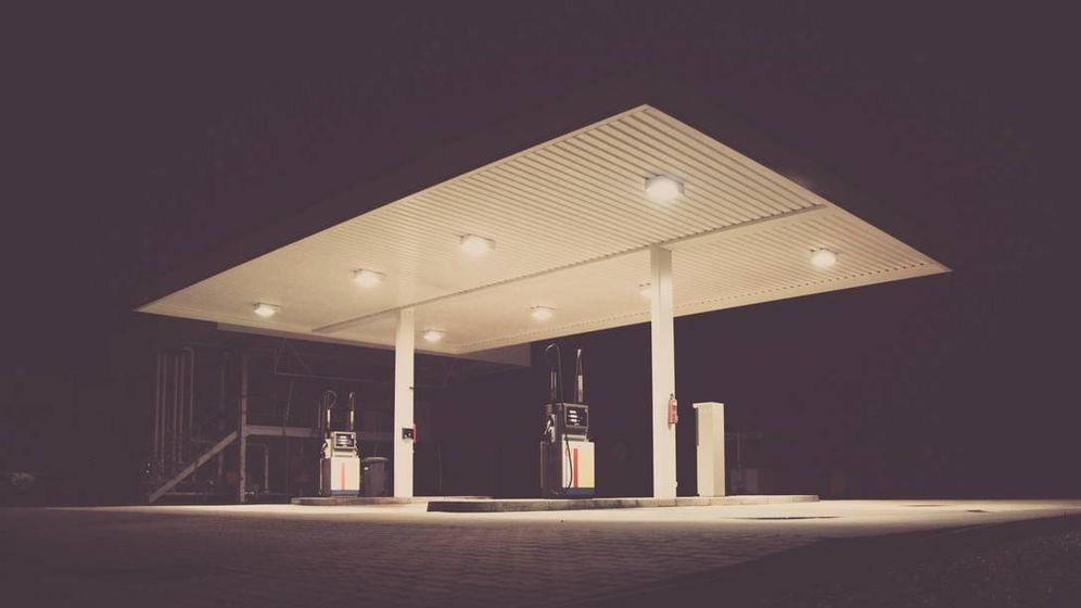 Foto: Gasolinera. Foto: Pexels