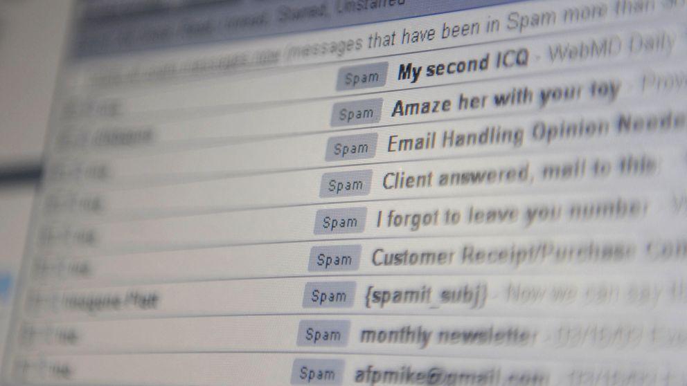 'Mails' sin copia oculta y otros usos que violan la protección de datos