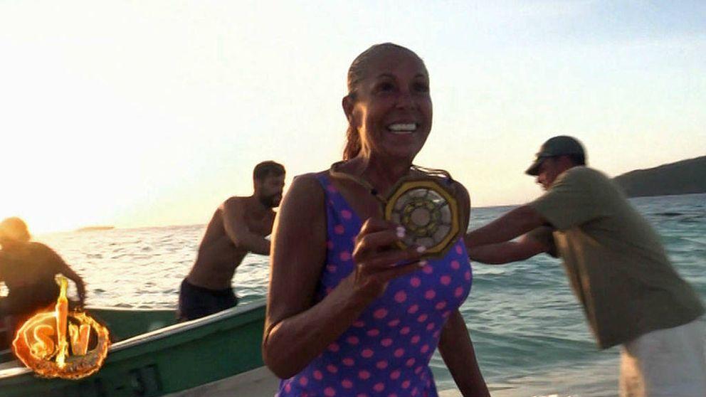 La semana fantástica de Isabel Pantoja en 'SV 2019': líder, barbacoa y Chabelita