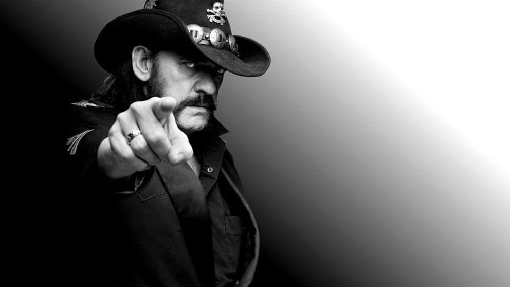 Lemmy era feliz. Hacía siempre lo que le salía de los huevos